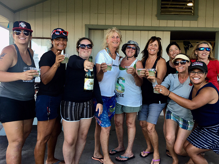 Wahine Weekend – A Windy Success Story!