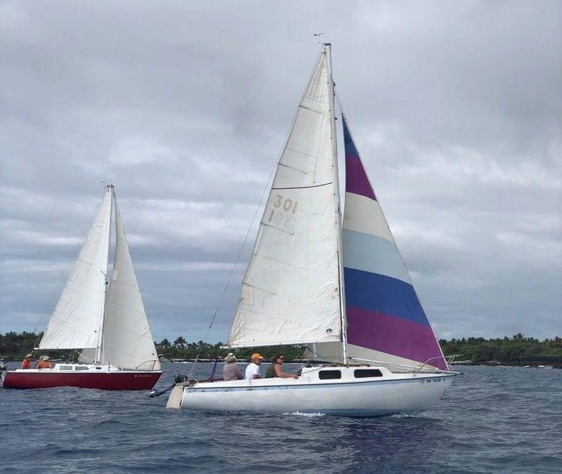 Sailing Clinic and Race Start Practice Recap